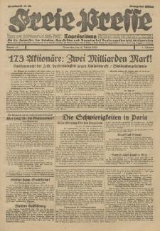 Freie Presse, Nr. 44 Donnerstag 21. Februar 1929 5. Jahrgang