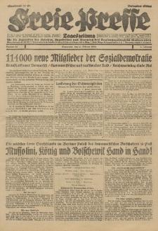 Freie Presse, Nr. 46 Sonnabend 23. Februar 1929 5. Jahrgang