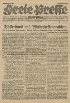 Freie Presse, Nr. 56 Donnerstag 7. März 1929 5. Jahrgang