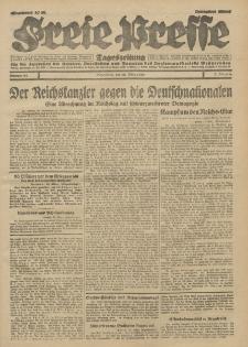 Freie Presse, Nr. 64 Sonnabend 16. März 1929 5. Jahrgang