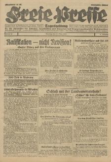 Freie Presse, Nr. 66 Dienstag 19. März 1929 5. Jahrgang