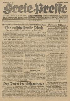 Freie Presse, Nr. 67 Mittwoch 20. März 1929 5. Jahrgang