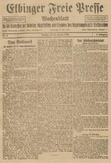 Freie Presse, Nr. 2 Freitag 15. Januar 1926 2. Jahrgang