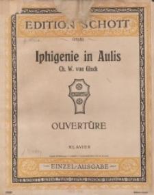 Opernstücke : Iphigenie in Aulis