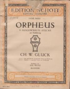 Opernstücke : Orpheus
