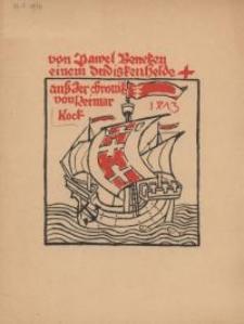 Von Pawel Beneken einem dudisken Helde auß der Chronik