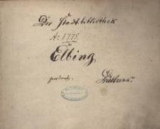 Choralbuch (237 pieśni kościelnych z registrem)