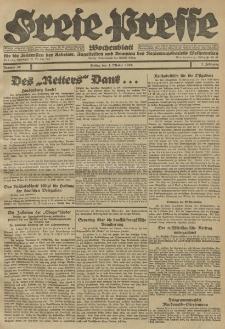 Freie Presse, Nr. 39 Freitag 1. Oktober 1926 2. Jahrgang