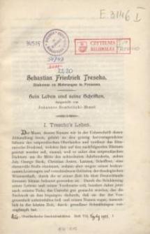 Sebastian Friedrich Trescho