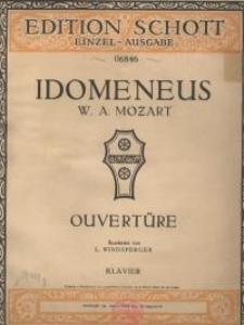 Idomeneus...Ouvertüre