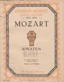 Sonate II B