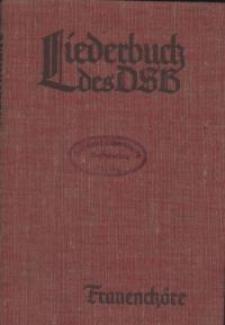 Liederbuch für Frauenchor