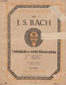 Polonaise und Trio No. 7 (Sieben leichte Stücke)