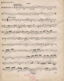 Quartetto 9 : Op. 59 No. 3 : Viola