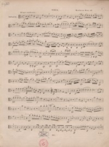 Sonate : (uwertura :17 : Viola)