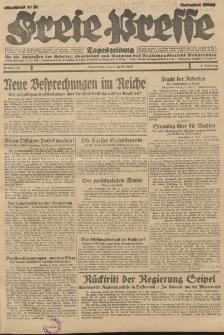 Freie Presse, Nr. 78 Donnerstag 4. April 1929 5. Jahrgang