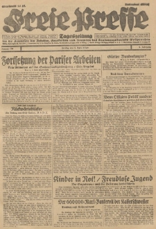Freie Presse, Nr. 79 Freitag 5. April 1929 5. Jahrgang