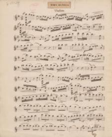 Alla Polacca. Violino