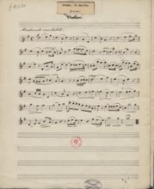 Weihnachts - Romanze. Violine