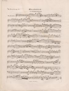 Wanderlied. Op.: Violoncello