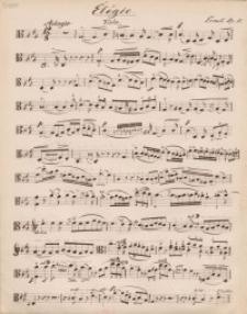 Elegie Op. 10 : Viola