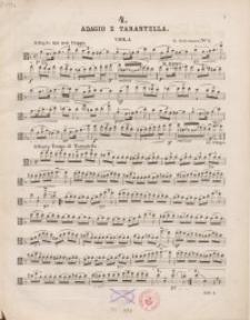 Adagio e Tarantella. No 4 : Viola