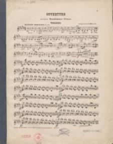 Ouverture zu der Oper : Tannhäuser und der Wartburg Sängerkrieg auf Wartburg : Violino