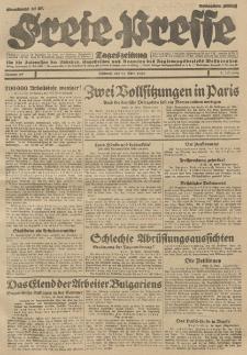 Freie Presse, Nr. 89 Mittwoch 17. April 1929 5. Jahrgang