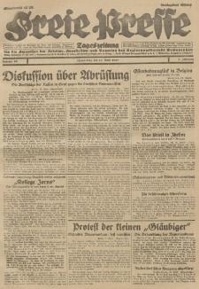 Freie Presse, Nr. 90 Donnerstag 18. April 1929 5. Jahrgang