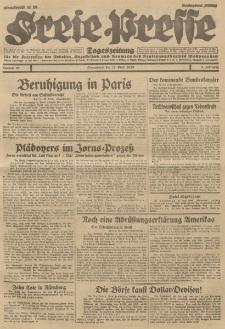 Freie Presse, Nr. 98 Sonnabend 27. April 1929 5. Jahrgang
