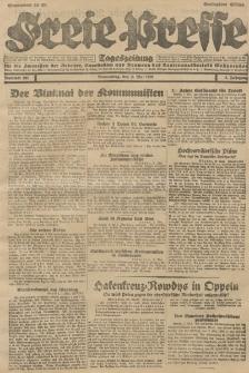 Freie Presse, Nr. 101 Donnerstag 2. Mai 1929 5. Jahrgang