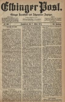 Elbinger Post, Nr. 29, Sonnabend 7 März 1874, 41 Jh