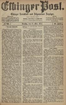 Elbinger Post, Nr. 30, Dienstag 10 März 1874, 41 Jh