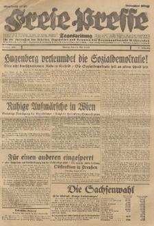 Freie Presse, Nr. 109 Montag 13. Mai 1929 5. Jahrgang