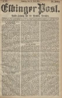 Elbinger Post, Nr. 91, Sonntag 12 Juli 1874, 41 Jh