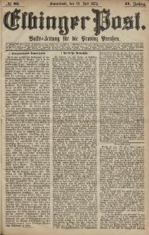 Elbinger Post, Nr. 96, Sonnabend 18 Juli 1874, 41 Jh