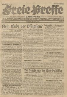 Freie Presse, Nr. 112 Donnerstag 16. Mai 1929 5. Jahrgang