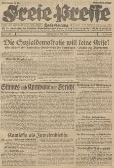 Freie Presse, Nr. 122 Mittwoch 29. Mai 1929 5. Jahrgang