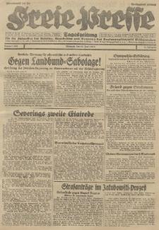 Freie Presse, Nr. 134 Mittwoch 12. Juni 1929 5. Jahrgang