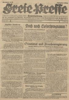 Freie Presse, Nr. 143 Sonnabend 22. Juni 1929 5. Jahrgang