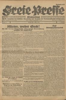 Freie Presse, Nr. 9 Freitag 4. März 1927 3. Jahrgang