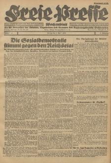Freie Presse, Nr. 14 Freitag 8. April 1927 3. Jahrgang