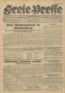 Freie Presse, Nr. 36 Montag 23. Mai 1927 3. Jahrgang