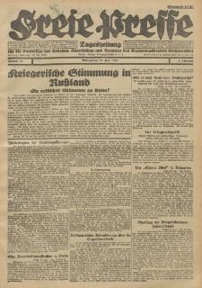 Freie Presse, Nr. 54 Mittwoch 15. Juni 1927 3. Jahrgang