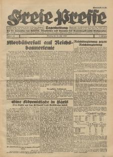 Freie Presse, Nr. 65 Dienstag 28. Juni 1927 3. Jahrgang