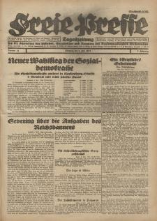 Freie Presse, Nr. 71 Dienstag 5. Juli 1927 3. Jahrgang