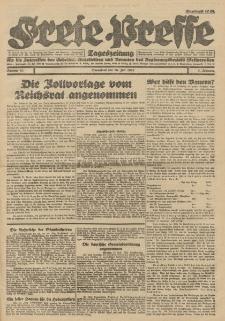 Freie Presse, Nr. 81 Sonnabend 16. Juli 1927 3. Jahrgang