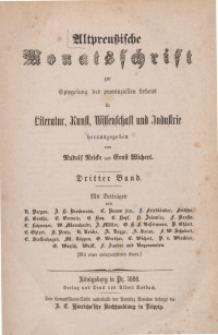 Altpreußische Monatsschrift, 1866, Bd. 3