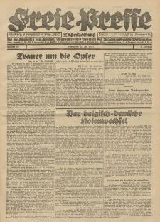 Freie Presse, Nr. 86 Freitag 22. Juli 1927 3. Jahrgang