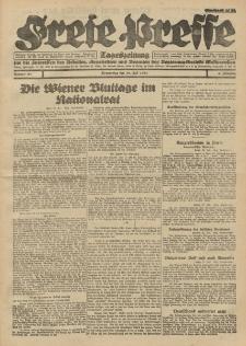 Freie Presse, Nr. 91 Donnerstag 28. Juli 1927 3. Jahrgang